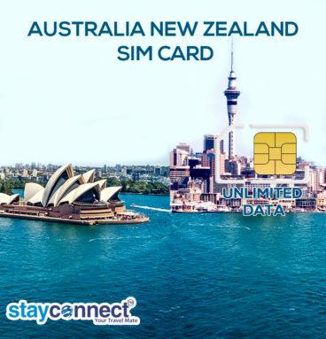 Buy International SIM Card For New Zealand 1