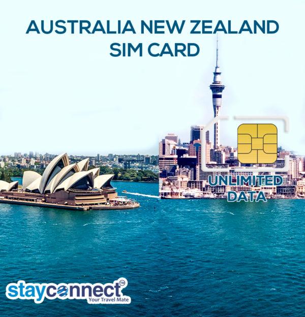 AUSTRALIA-NEW ZEALAND 2GB PLAN FOR 30 DAYS 1
