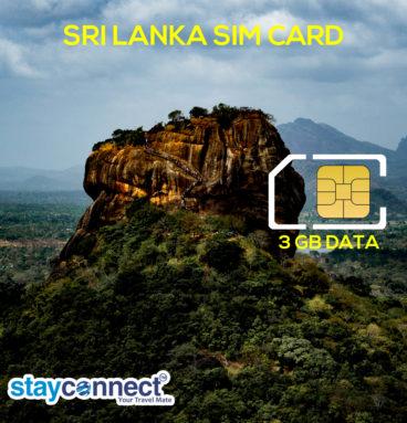 Buy International SIM Card for Sri Lanka 1