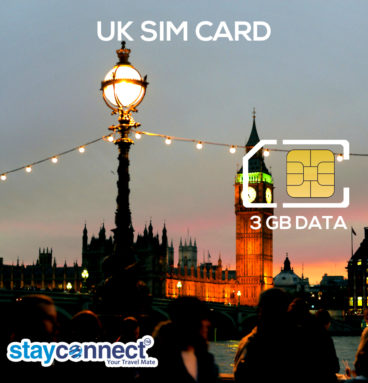 Uk SIM Card | Buy Stayconnect SIM Card for UK in India 3