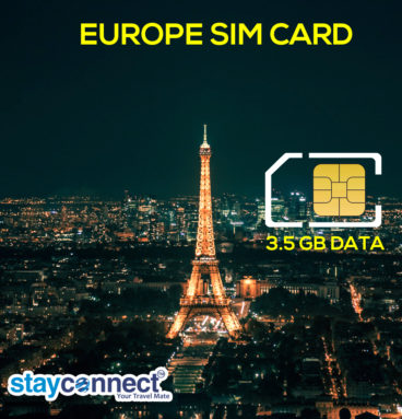 Buy International SIM Card for Europe 5