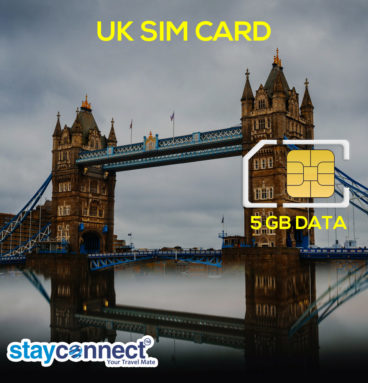 Uk SIM Card | Buy Stayconnect SIM Card for UK in India 5