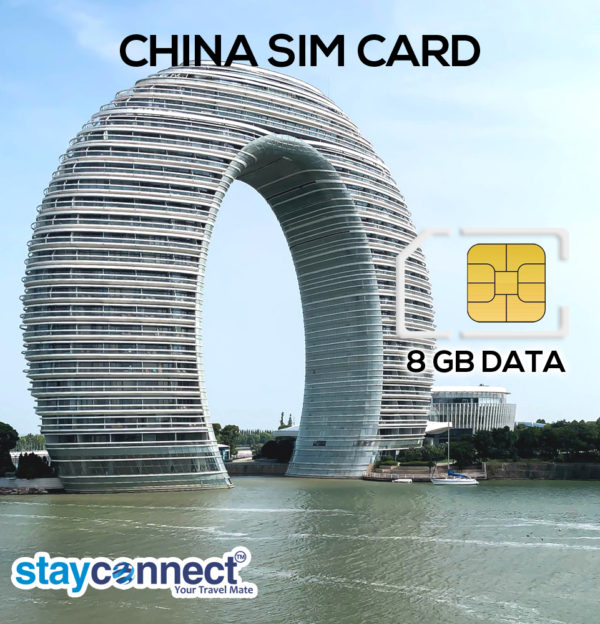 CHINA 8 GB PLAN FOR 15 DAYS 1