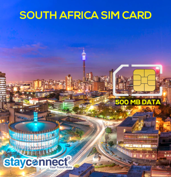 SOUTH AFRICA 500MB DATA FOR 30 DAYS 1