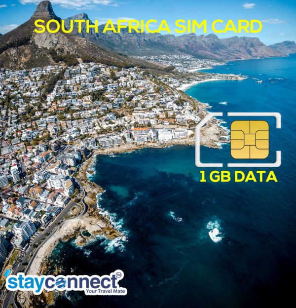 SOUTH AFRICA 1 GB DATA FOR 30 DAYS 1