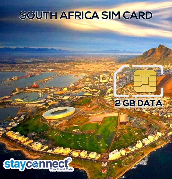 SOUTH AFRICA 2 GB DATA FOR 30 DAYS 1