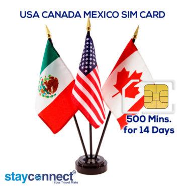 Buy International SIM Card for Canada 1